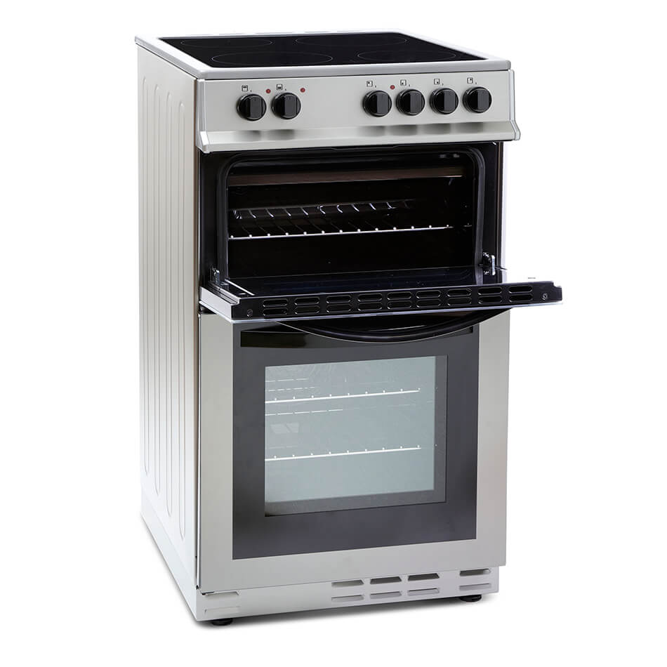 Montpellier 50cm Electric Cooker MDC500FS